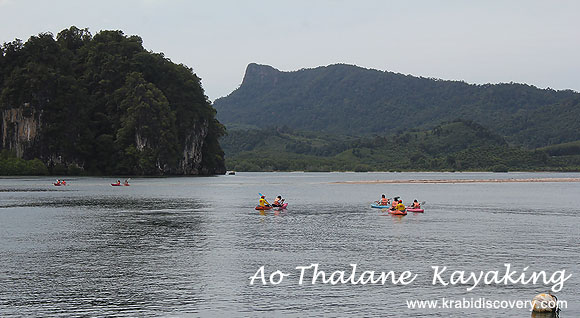 Ao Thalane Kayaking