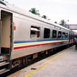 The Rakyatt Express from Singapore to Kuala Lumpur & Penang...