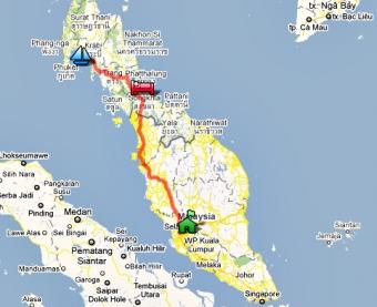 Roadtrip Krabi Thailand KRABI DISCOVERY