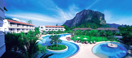 Aonang Villa Resort - Swimming Pool
