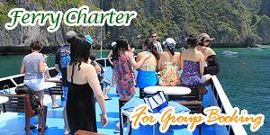 krabi ferry charter