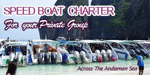 krabi boat charter